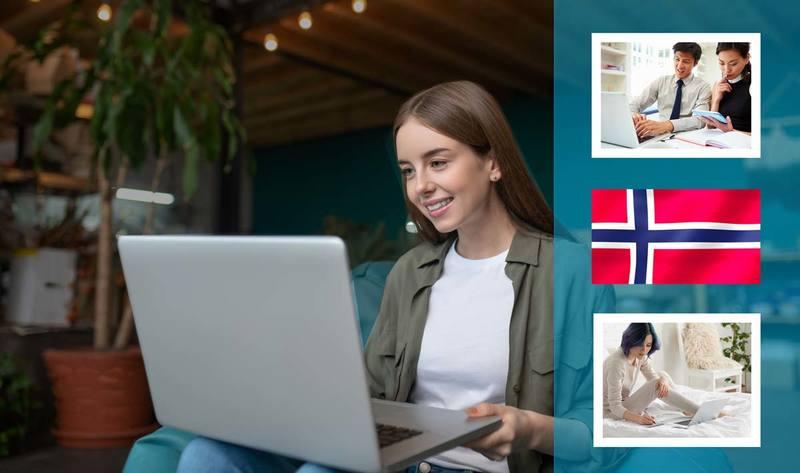 Learn Norwegian online with Lingu