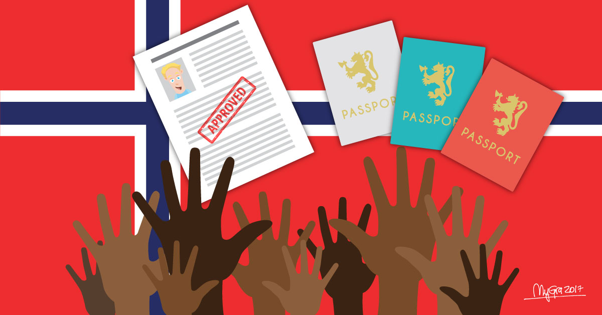 New rules for immigration to Norway | Norskbloggen