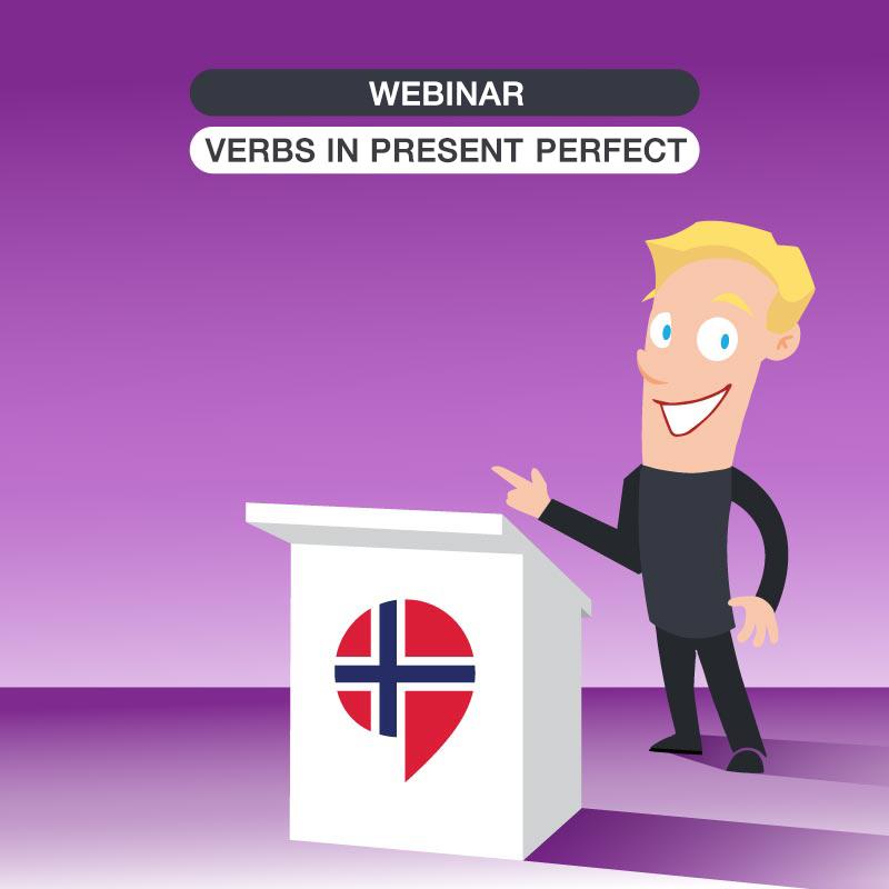 Gratis norskkurs: Verbs in Present Perfect -