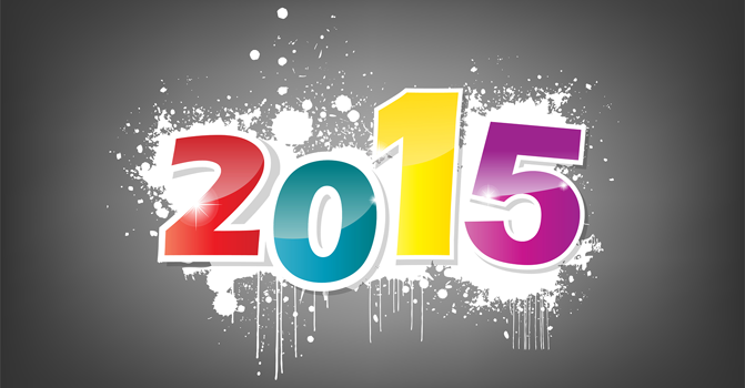 What will you learn in 2015? -