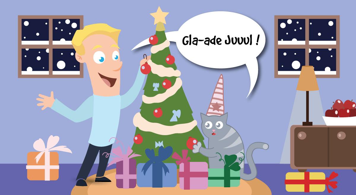 Glade Jul  - Norske julesanger