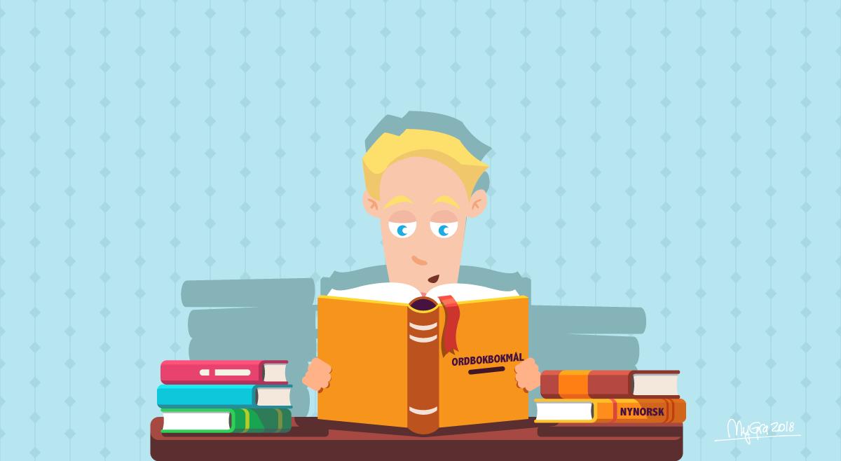 Slå opp i ordboken! - De beste ordbøkene for deg som lærer norsk