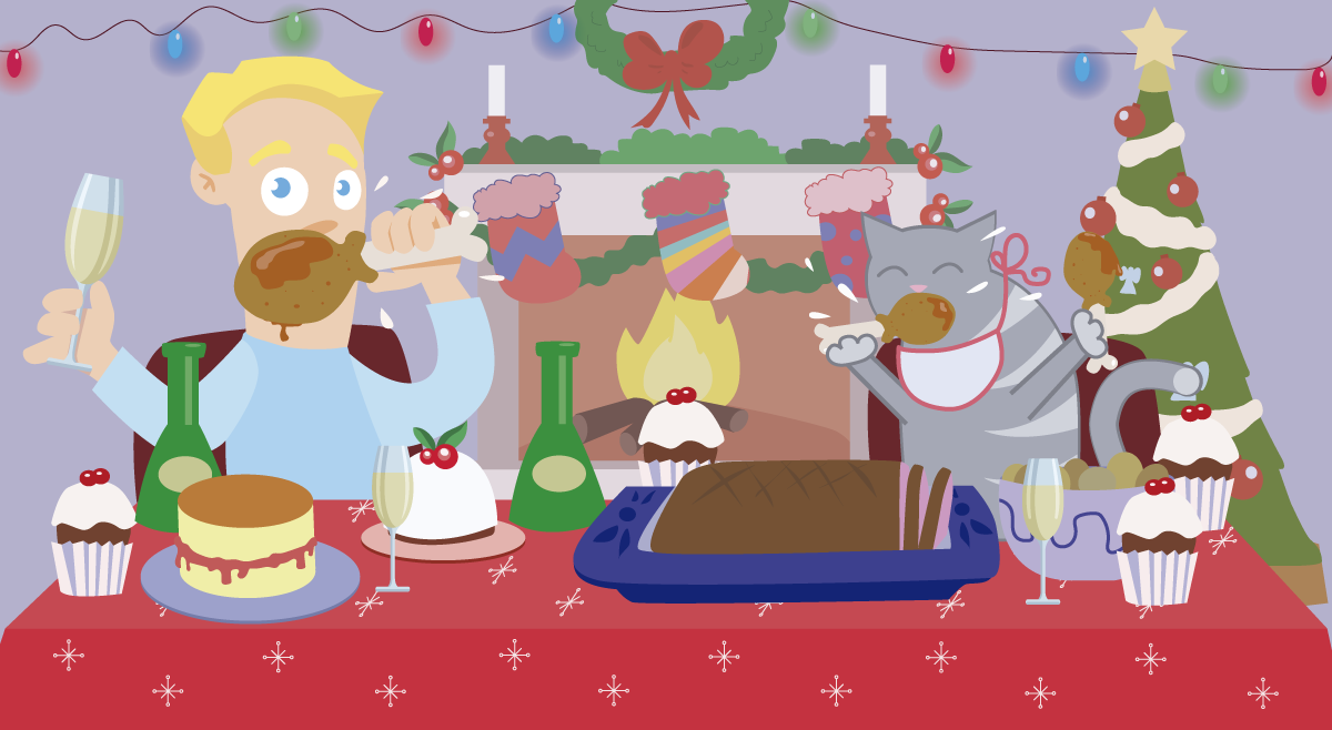 Hva spiser vi til jul? - Norsk julemat i 2018