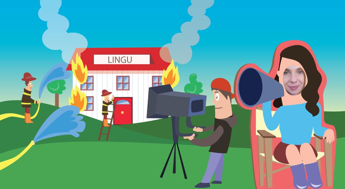 Bli kjent med Anika ! - Lingus medarbeiderintervju