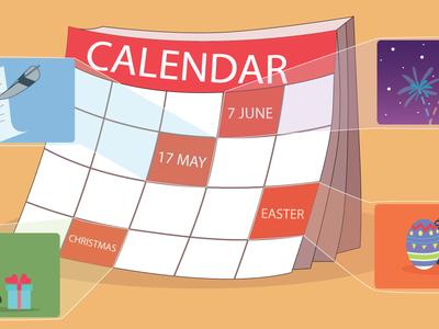 Course img uke 23 calendar color